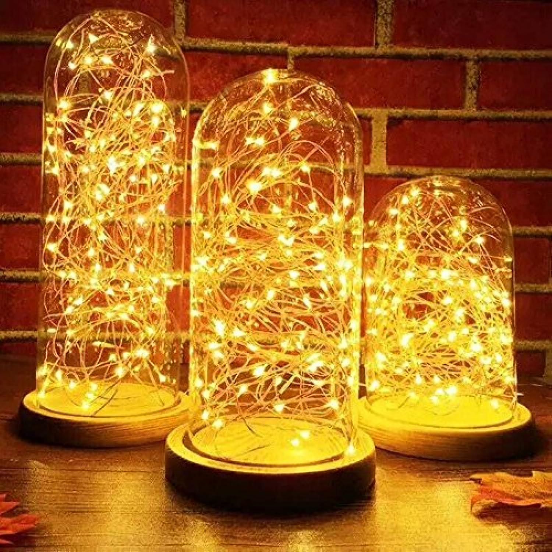 Shanque Einfache Glasabdeckung LED Massivholz Massivholz Massivholz Lampe Nachttischlampe kreative Bar Tischlampe USB dekorative Tischlampe B07HMRH3VZ     | Good Design  6b5548