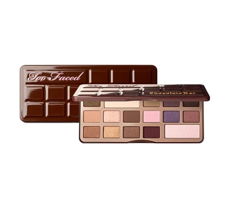 ええヒョウ名前を作るToo Faced Chocolate Bar Eye Shadow Collection (並行輸入品)