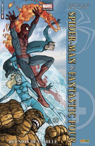 Marvel collector 1 spider-man & fantastic four