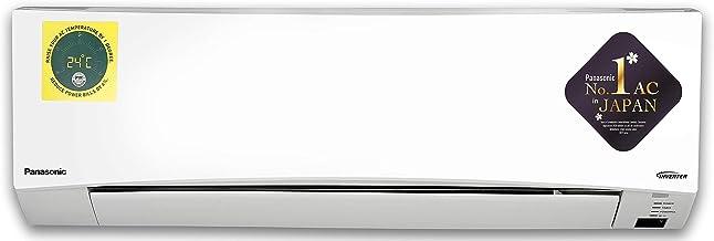 Panasonic 1.5 Ton 3 Star Wi-Fi Twin Cool Inverter Split AC (Copper CS/CU-SU18WKYTW White): Home & Kitchen