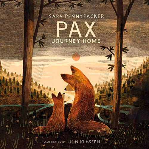 Pax, Journey Home cover art