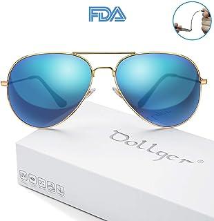 013ec3060ca Polarized Sunglasses for Men Women Mirrored Sun Glasses Classic Style -  UV400 Protection
