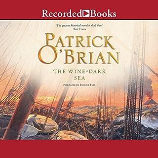 The Wine-Dark Sea audiobook cover art