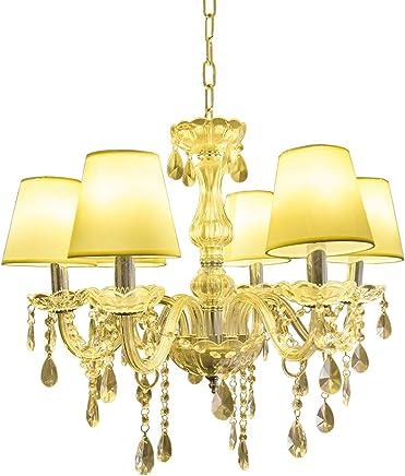 Amazon.es: lamparas antiguas - Lámparas de araña ...