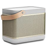 B&O Play by Bang & Olufsen Beolit 15 Enceinte Portable Rechargeable Sans Fil Bluetooth - Champagne Naturel