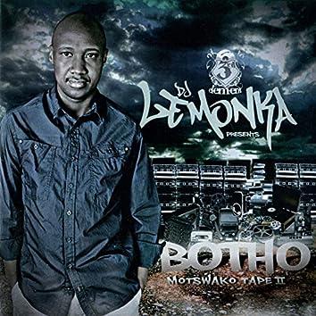 Botho Motswako Tape II