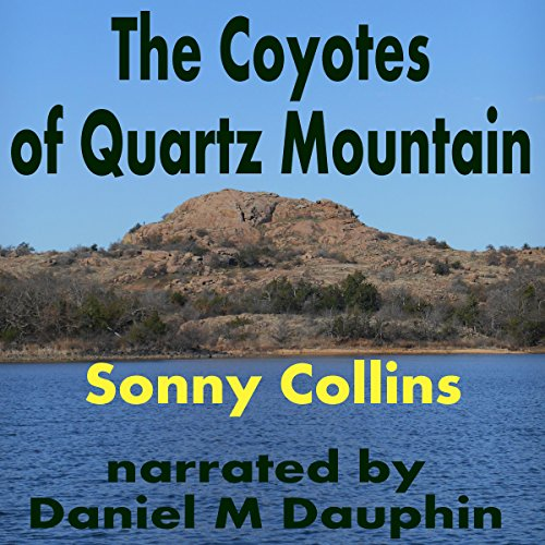 The Coyotes of Quartz Mountain audiobook cover art