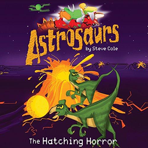 Astrosaurs cover art