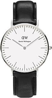 ダニエルウェリントン DANIELWELLINGTON 腕時計 Classic Sheffield 36mm シルバー 0608DW メンズ&レディース [並行輸入品]