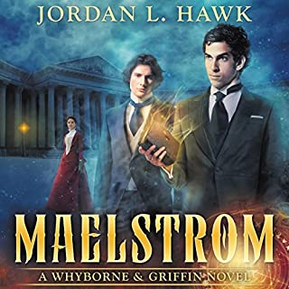 Maelstrom     A Whyborne & Griffin Novel, Volume 7              By:                                                                                                                                 Jordan L. Hawk                               Narrated by:                                                                                                                                 Julian G. Simmons                      Length: 7 hrs and 55 mins     235 ratings     Overall 4.8
