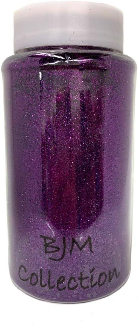 Ben Collection 1-Pound Glitter Powder Craft Bottle Art Purple Mail order cheap Bargain sale