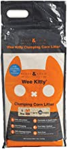 Rufus & Coco Wee Kitty Clumping Corn Litter, 20 lb, Large