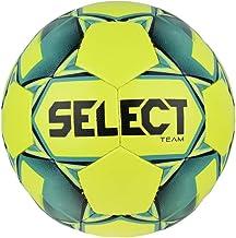 Select Unisex volwassenen TEAM YEL-GRE_5 ball, geel, 5