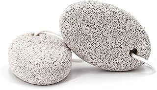 UTSLIVE Pumice Stone Exfoliation Remove Dead Skin Pedicure Tool 2 Pack