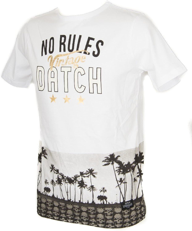 DATCH TShirt Short Sleeve Round Neck Man Item BU0068