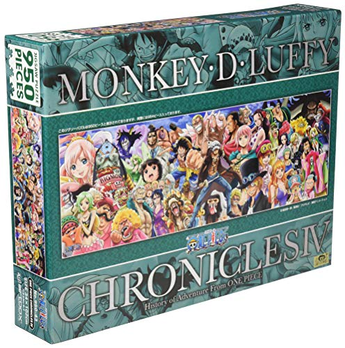 Ensky 950 Piece Jigsaw Puzzle One Piece Chronicles IV (34 X 102 Cm) (Japan Import)