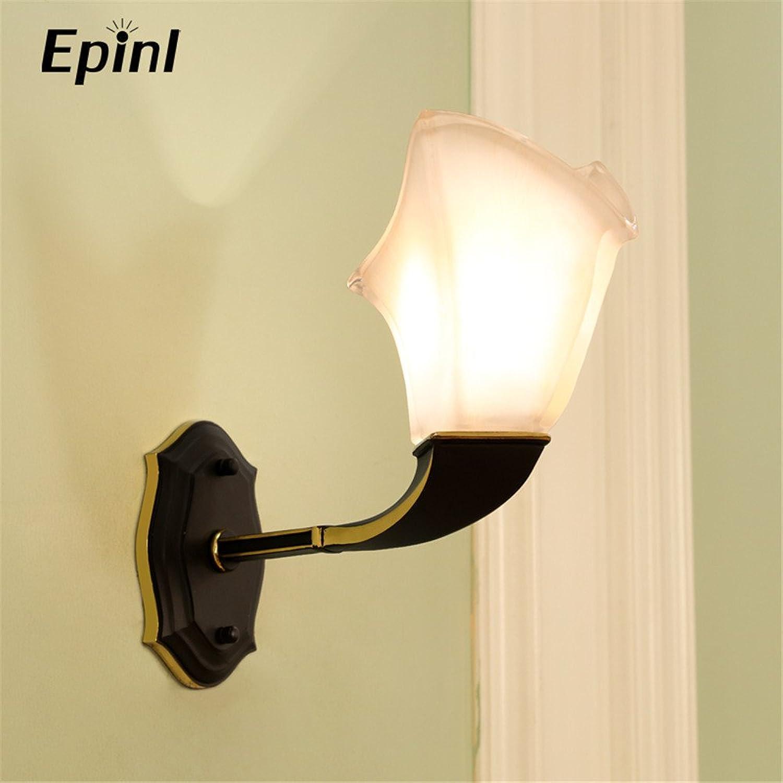 StiefelU LED Wandleuchte nach oben und unten Wandleuchten Kupfer Wandleuchte Schlafzimmer lampe Nachttischlampe gang Deko Lampe Wohnzimmer Lampe tv-Wand