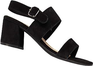 Sandalen Mule Sandaletten Damenschuhe Schuhe 37-40 schwarz