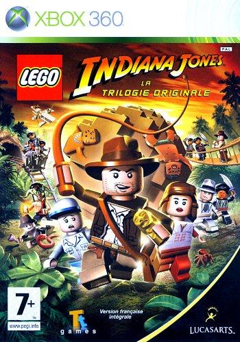 Lego indiana jones : la trilogie originale - petit prix [FR Import]