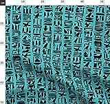 Hieroglyphen, Antikes Ägypten, Ägyptisch, Historisch