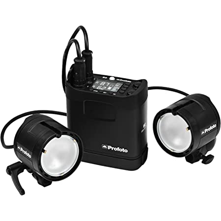 Profoto B2 250 AirTTL Power Pack Location Kit with 2x B2 Heads and Li-Ion Batteries