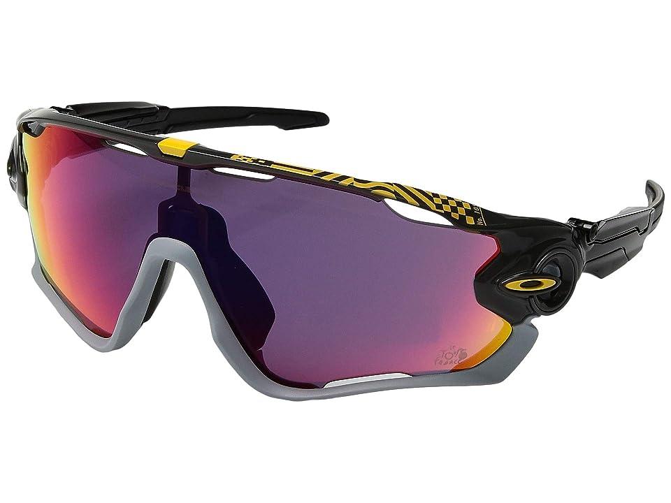 Oakley Jawbreaker (TDF Carbon w/ Prizm Road) Sport Sunglasses