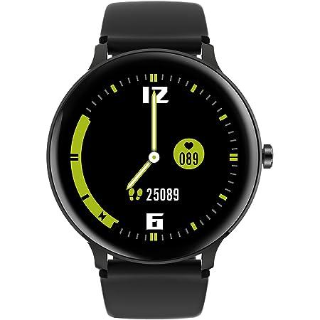 Blackview X2 Bluetooth Smartwatch Wasserdicht Sportuhr Armband Fitness Tracker