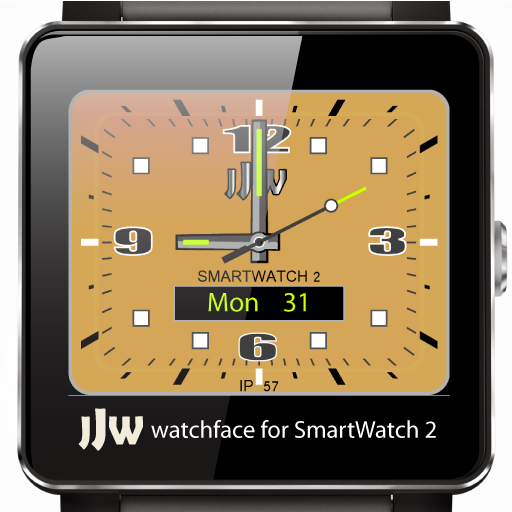 JJW Spark Watchface GOLD Limited Edition for SmartWatch 2