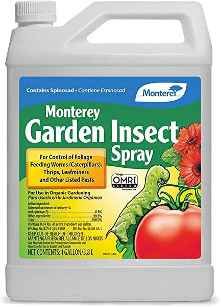 Monterey NLG6155 Insect Spray 128 Ounce