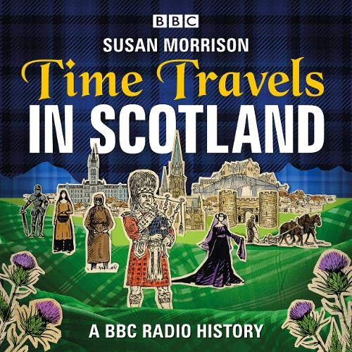 『Time Travels in Scotland』のカバーアート