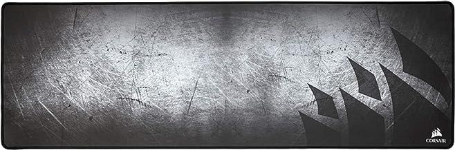 Corsair MM300 Tapis de Souris Gaming (Extended, Anti-Effilochement) Noir/Gris