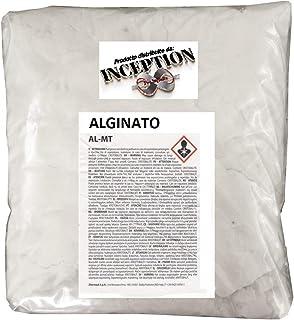 Materiali per il restauro e l' hobbystica Alginato para moldes de Partes del Cuerpo - no tóxico - cantidad de su elección (2 kg)