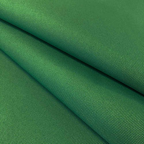 """Ottertex Canvas Fabric Waterproof Outdoor 60"""" Wide 600 Denier 15 Colors Sold by The Yard (1 Yard, Khaki)"""