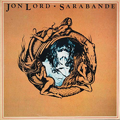 Jon Lord - Sarabande (CD Digipak)