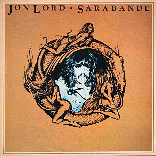 Jon Lord - Sarabande (CD Digipak)