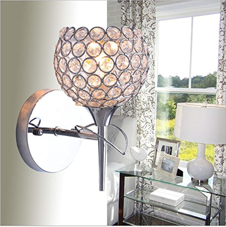 StiefelU LED Wandleuchte nach oben und unten Wandleuchten Leiter der Bett-LED Wandleuchte Schlafzimmer Wohnzimmer crystal Wandleuchte Wandleuchte licht Treppen.