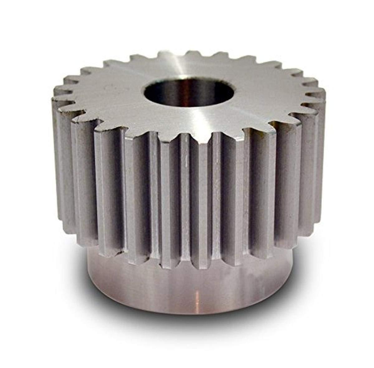 Boston Gear YF201 Max 62% OFF Spur Regular store Steel Inch Bore 10 1.000