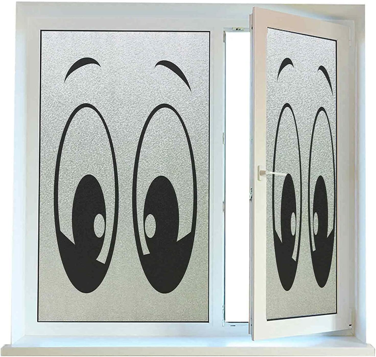 Window Max Discount mail order 75% OFF Film Privacy Decorative Eye 24