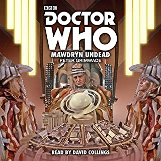 Doctor Who: Mawdryn Undead cover art