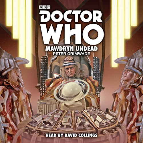 Doctor Who: Mawdryn Undead audiobook cover art