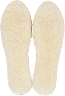 LAMBAA Unisex Sheepskin Insoles Warm Soft Cozy
