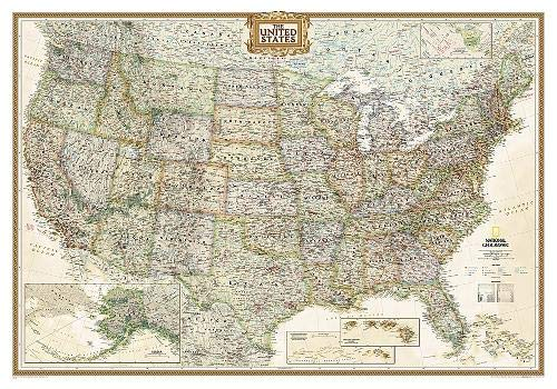 united states topographic map - 3