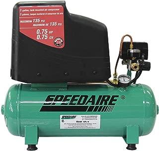 SPEEDAIRE Portable Electric Air Compressor 115VAC