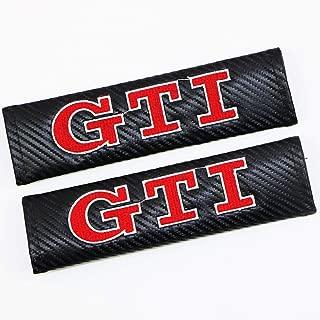 Set di 2 copricintura in fibra di carbonio per GTI