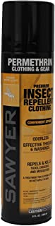 Sawyer Permethrin Clothing and Fabric Insect Repellent Aerosol Spray