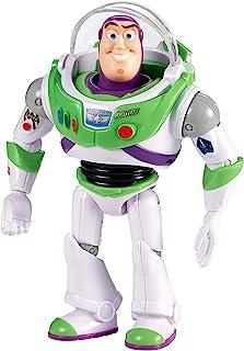 Mattel- Disney Toy Story 4-Figura básica Buzz Lightyear con