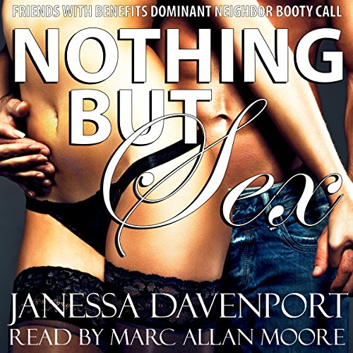 Nothing but Sex audiobook cover art