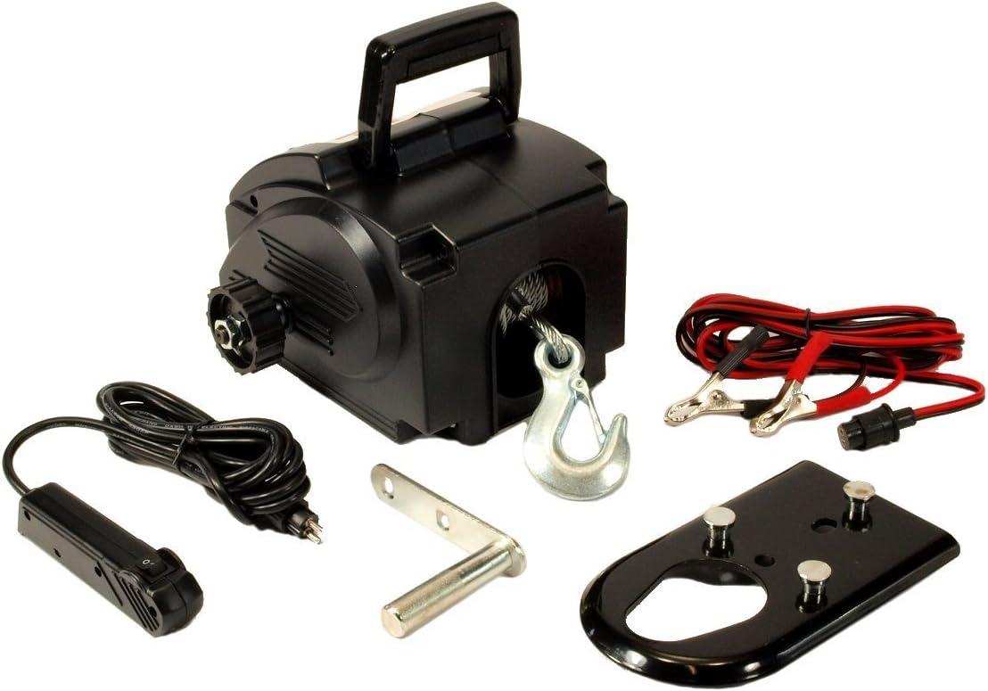 EDMBG 12 Sale special price Volt Portable Winch Remote In stock Truck Boat Car SUV Control V