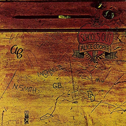 School s Out 180 Gram Audiophile Vinyl Limited Anniversary Edition Gatefold Cover product image