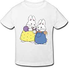 KNOT Retro Max And Ruby2 Kids Toddler T Shirts
